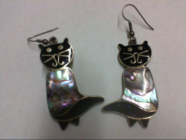 Silver Earrings 925 Silver 9g