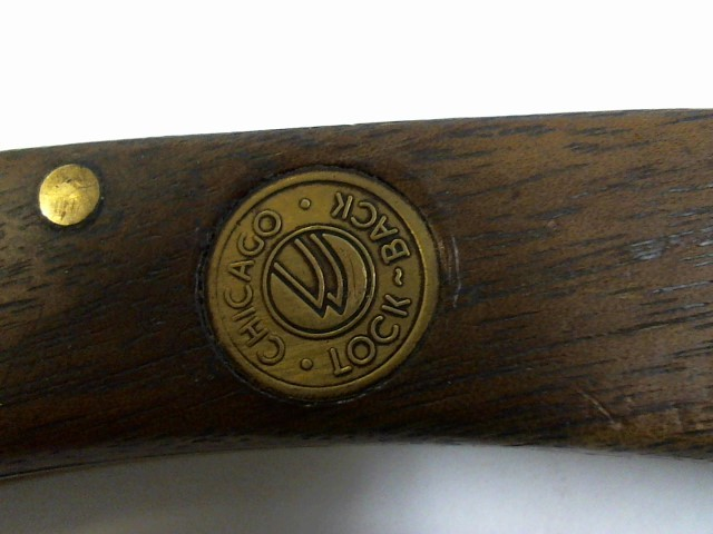 CHICAGO CUTLERY Pocket Knife L36 USA
