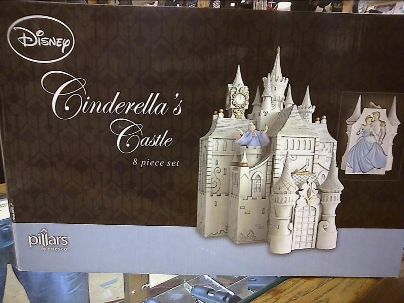 Collectible Plate/Figurine CINDERELLA'S