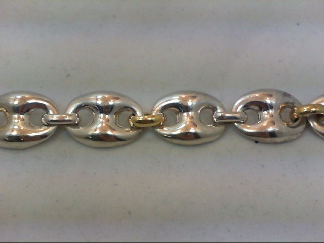 Silver Bracelet 925 Silver 29.2g
