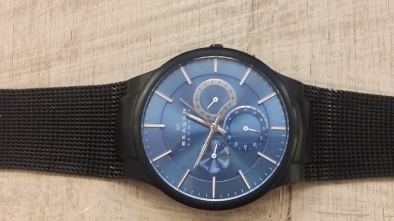 SKAGEN Gent's Wristwatch 809XLTBN