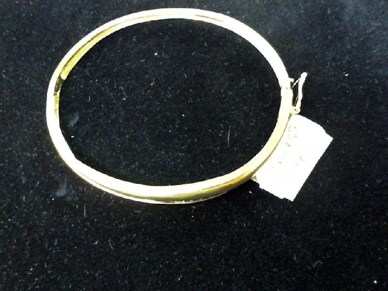 Gold-Diamond Bracelet 20 Diamonds 1.00 Carat T.W. 14K Yellow Gold 14.5g