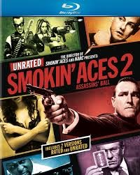 Smokin Aces 2 unrated blue ray