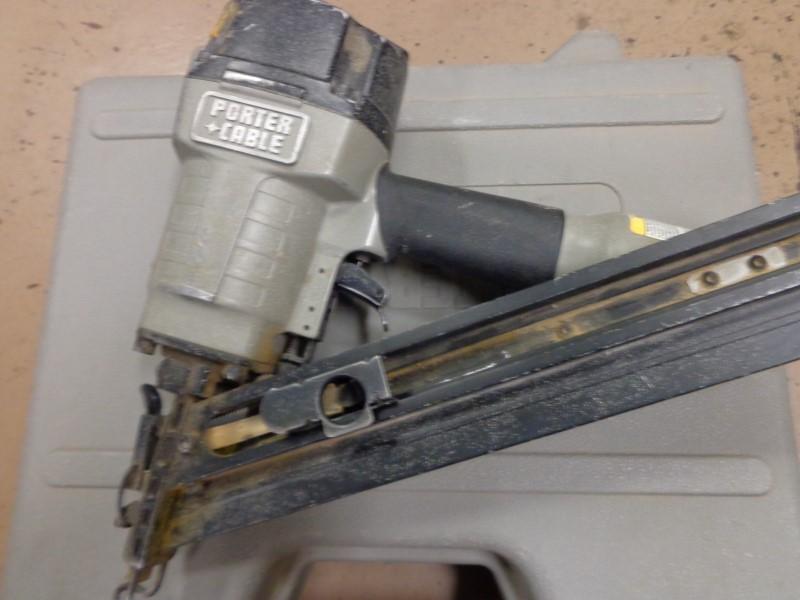 PORTER CABLE Nailer/Stapler DA250A