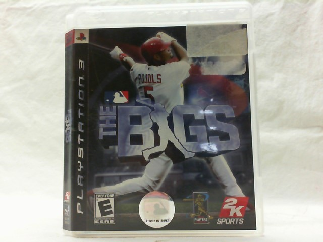 SONY Sony PlayStation 3 Game THE BIGS
