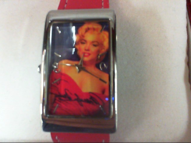 MARILYN MONROE Lady's Wristwatch WATCH