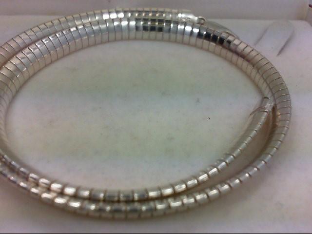 "17"" Silver Chain 925 Silver 33.6g"