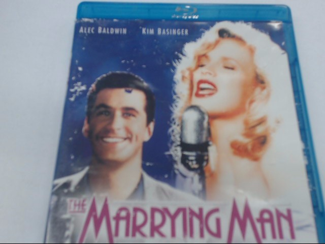 THE MARRYING MAN - BLU-RAY MOVIE