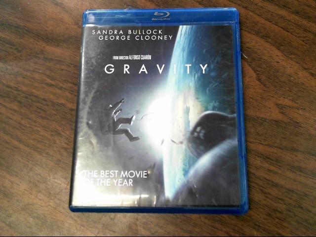 BLU-RAY MOVIE Blu-Ray GRAVITY