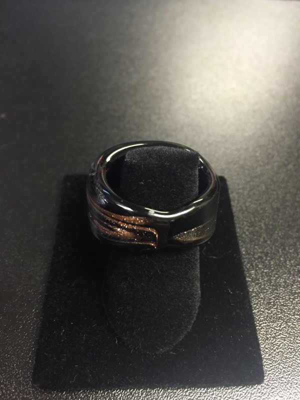 Lady's Ring Copper 1dwt