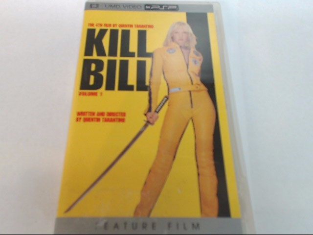 Kill Bill Vol. 1 (UMD, 2005)