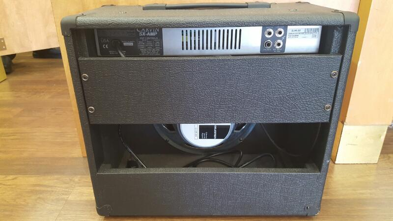 CARVIN Guitar Amp SX-50 50WATTS
