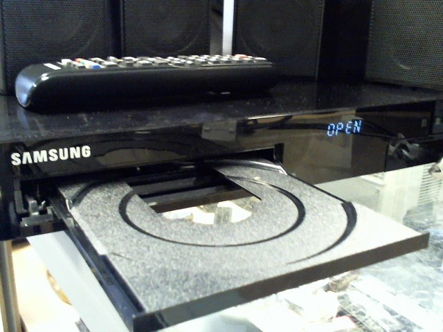 SAMSUNG DVD Player HT-H5500W