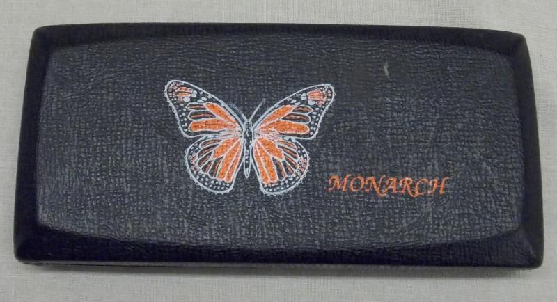 SOFT TIP DARTS (3) VORTEX w-12 Xtra Tips in Monarch Case