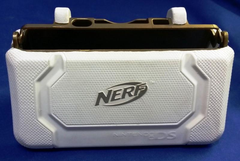 NERF NINTENDO DS CASE