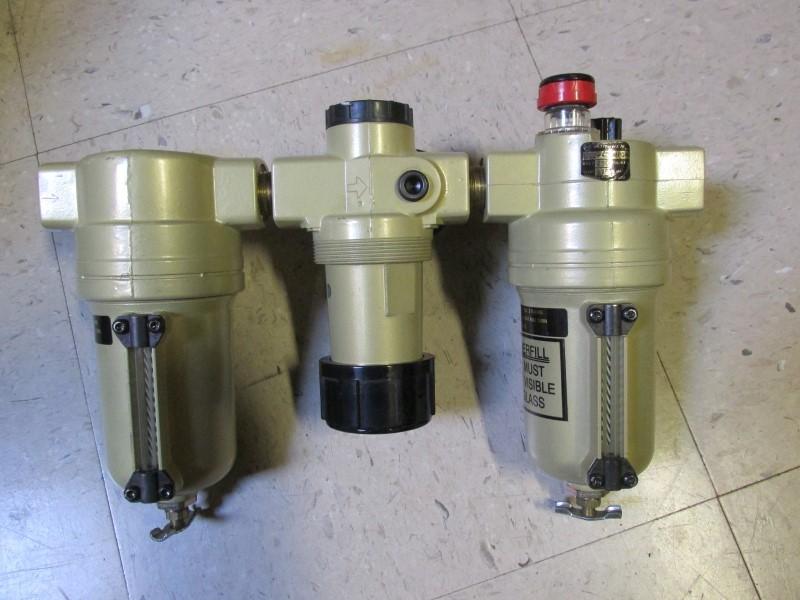 NORGREN AIR CONTROLL VALVE-WATER SEPARATOR