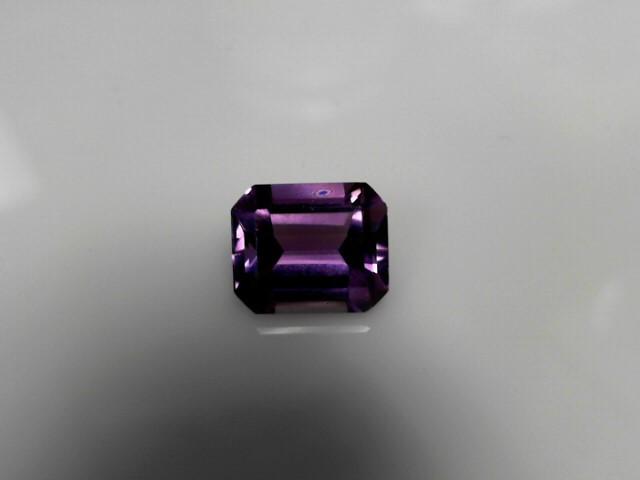 5.08cts Amethyst Emerald Cut Stone