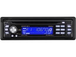 CLARION Car Audio DB345MP