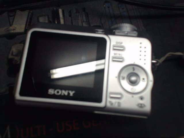 SONY Digital Camera DSC-S650
