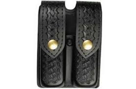 SAFARILAND Accessories 77-83-4HS MAGAZINE HOLSTER, DOUBLE