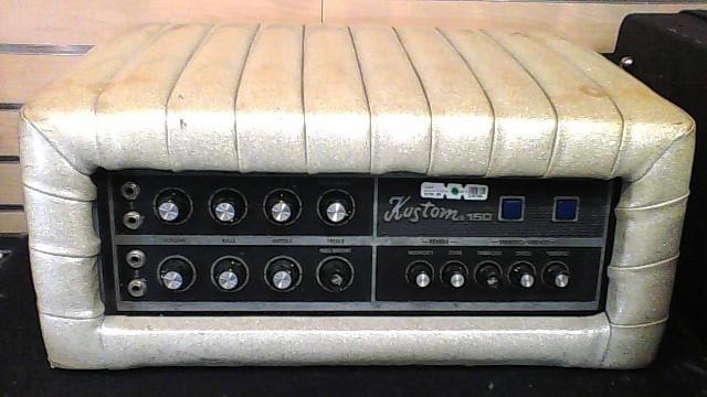 KUSTOM K150-2 AMP HEAD S/90698