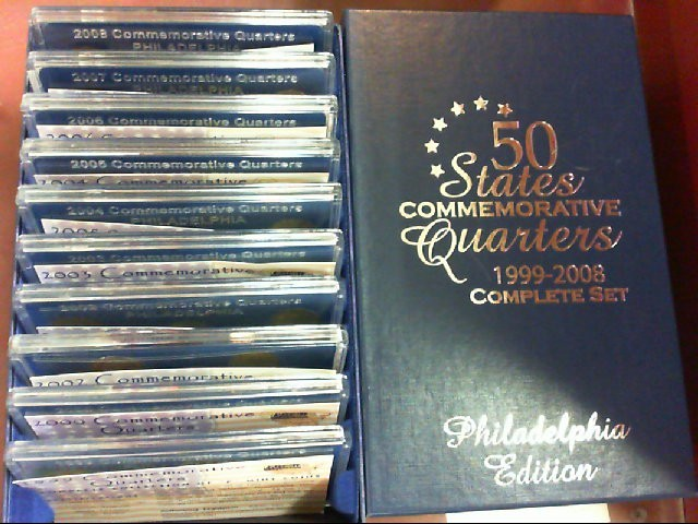 UNITED STATES Collection QUARTERS
