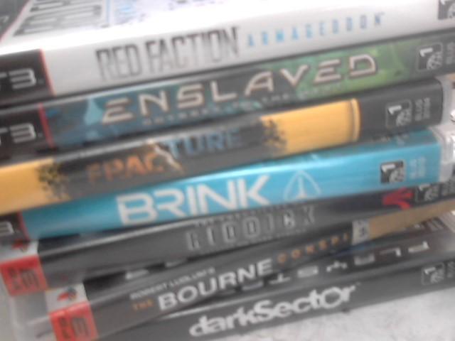 SONY PLAYSTATION 3 - BRINK