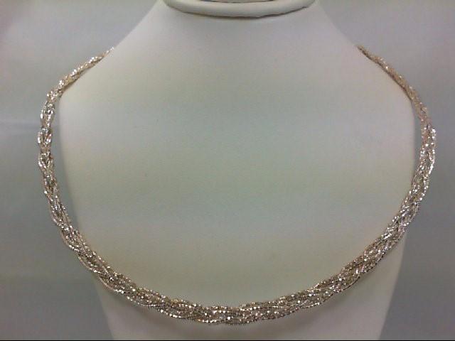 Silver Chain 925 Silver 11.8g