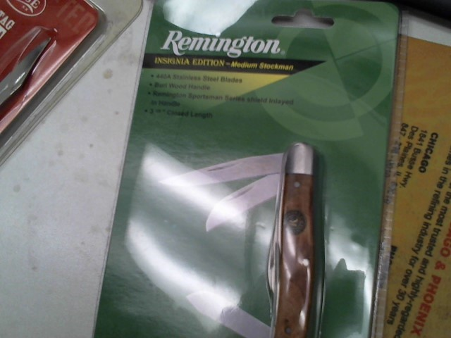 REMINGTON FIREARMS Hunting Knife INSIGNIA SERIES