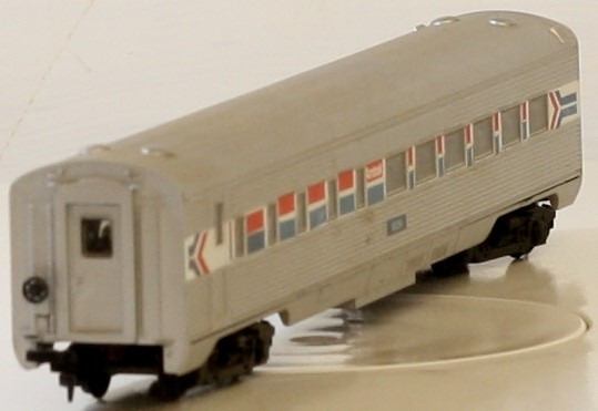 ATHEARN HO 1799, SL DINER KIT AMTRAK #8039