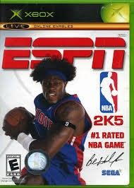 MICROSOFT Microsoft XBOX Game ESPN 2K5