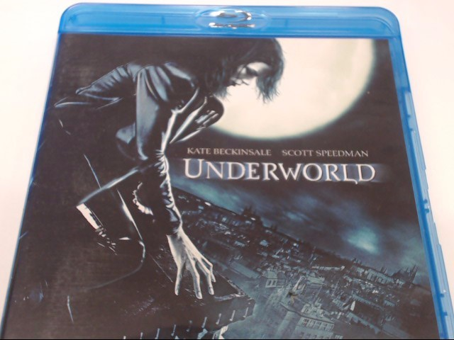 UNDERWORLD - BLU-RAY MOVIE