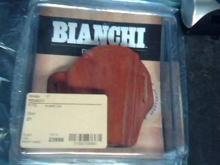 BLANCHI MODEL 57 FITS RUGER LC9