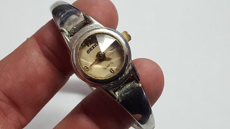 SEIKO Gent's Wristwatch 7N89-5000
