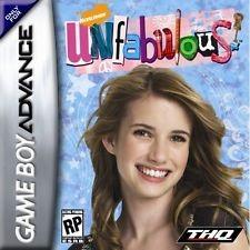 NINTENDO Nintendo GBA GBA UNFABULOUS