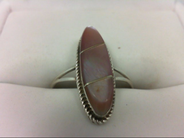 Lady's Silver Ring 925 Silver 1.5g