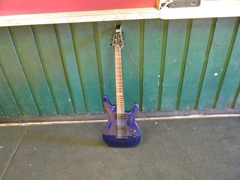LTD GUITAR Electric Guitar H-50
