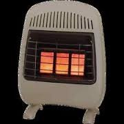 FEATURE COMFORTS Heater VENT FREE HEATER