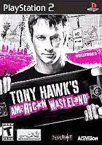 SONY Sony PlayStation 2 TONY HAWKS AMERICAN WASTELAND ()
