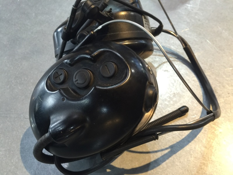 PELTOR LITE COM Pilot Headphones MT53H7B4900