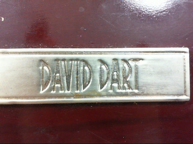 DAVID DART Lady's Wristwatch