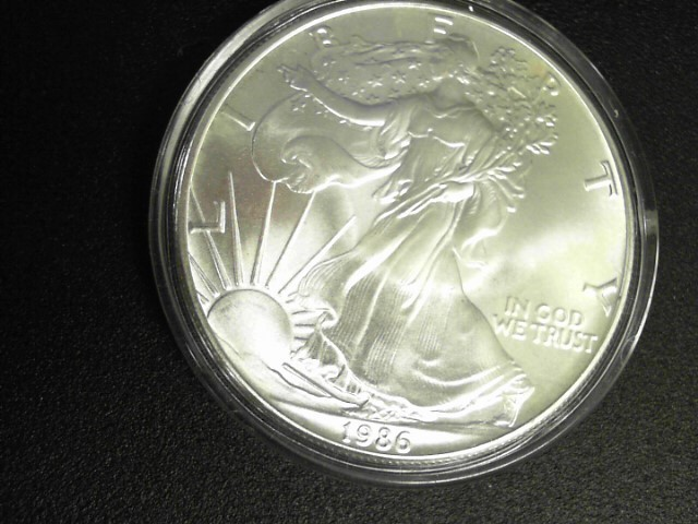 NONE Silver Bullion 1 OZ FINE SILVER