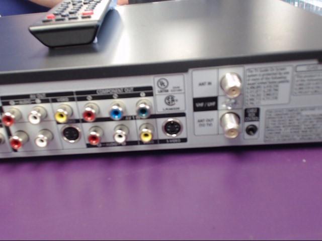 Samsung DVD-AR650 DVD Player/Recorder w/ Digital Tuner