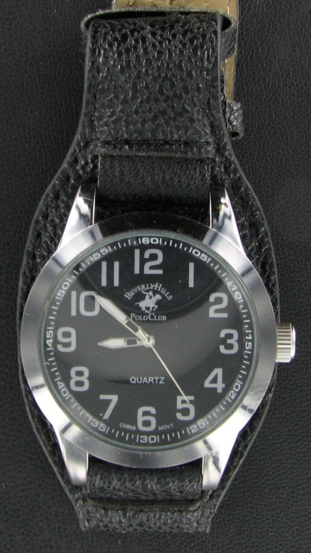 POLO CLUB Gent's Wristwatch NONE-WATCH-PROMOTIONAL-GENTS