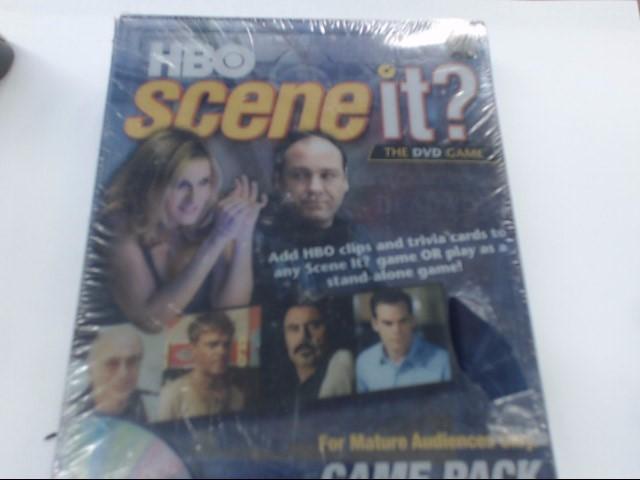 HBO SCENE IT? DVD GAME