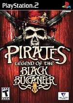 SONY Sony PlayStation 2 PIRATES LEGEND OF THE BLACK BUCCANEER