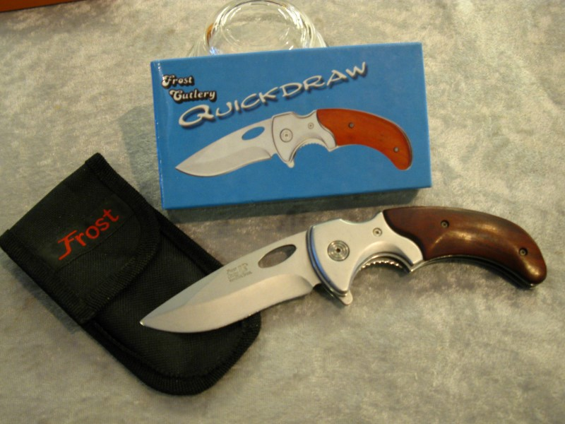 FROST QUICKDRAW KNIFE