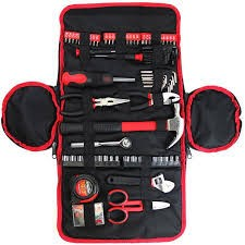 ULTRA-TOUGH ULTRA STEEL 81 PC ROLL UP TOOL SET