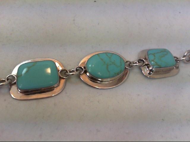 Silver Bracelet 925 Silver 21.3g