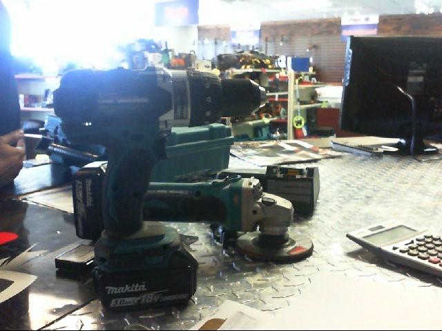 MAKITA Hammer Drill LXPH03